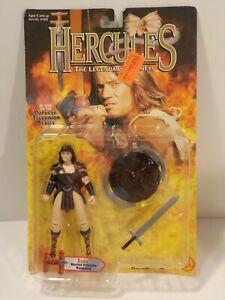 J Vintage Toybix Hercules The Legendary Journeys Xena Warrior Princess Weaponry