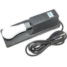 HQRP Sustain Pedal for Casio PX-350MWE WK-210 WK-500 PX-300 PX-320 PX-350MBK