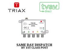 Triax TVQ 06 Mini Re-converter Quatro GTU 307640