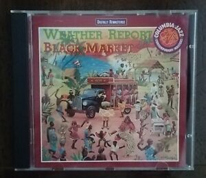WEATHER REPORT - Black market - 1976 - CD - 4682102 - 1991 - Come nuovo - Jazz