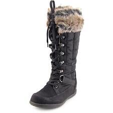 Flat (0 to 1/2 in.) Heel Winter Medium (B, M) Width Boots for Women