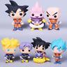 Dragon Ball Toy Son Goku Action Figure Anime Super Vegeta Model Doll Pvc Collect