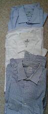 Mens shirts, size 15, by Osborne, van Heusen, Debenham
