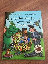 Charlie Cook's Favourite Book Hardback Book