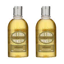 2 PCS L'Occitane Almond Shower Oil 250ml Body Bath Cleansers #660_2