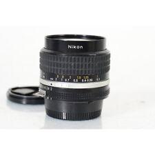 Nikon Nikkor 24mm 1:2 Ais Lens / AI-S