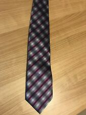 Mens BLAZER tie - BRAND NEW - 100% silk