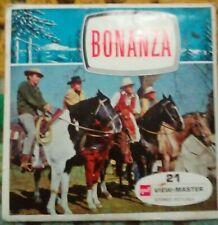 BONANZA View Master Set.