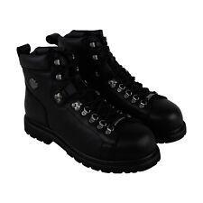 Harley-Davidson Dipstick 5.5 - дюймовый стальной носок мужские черные мотоциклетные сапоги обувь