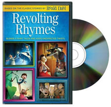 Revolting Rhymes (DVD)  based on book by Roald Dahl