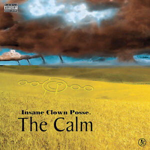 The Calm [EP] [PA] by Insane Clown Posse (CD, May-2005, Psychopathic Records)