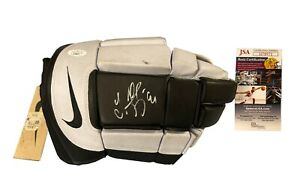 Sergei Fedorov Signed Nike Right Hand Glove Detroit Red Wings