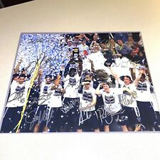 VILLANOVA WILDCATS COMPLETE TEAM signed autographed 16x20 NATIONAL CHAMPS PHOTO