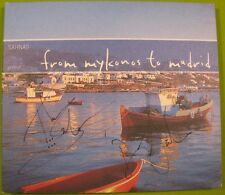 Signed / Autographed - From Mykonos to Madrid by Sahnas (CD, 2005, Moondo Recs)