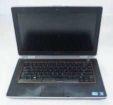 """Dell Latitude E6420 14"""" Intel i7-2640M 2.8GHz 4GB DDR3 Fair No Caddy HDD BATT"""