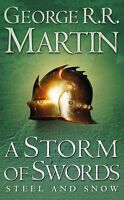 A Storm of Swords: Steel and Snow (A Song of Ice and Fire, Book 3 Part 1),Georg