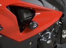 BMW S1000RR 2014 R&G Racing Aero Crash Protectors CP0307BL Black