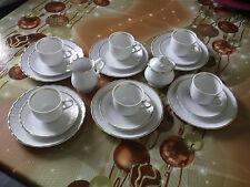 Kaffeservice ( Prinzess - Gold )