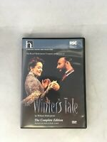The Winters Tale Royal Shakespeare Company Complete Edition DVD 1988/89