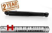 2 NEW REAR SHOCK ABSORBERS MERCEDES SPRINTER 2006 VW CRAFTER/GH-333310K