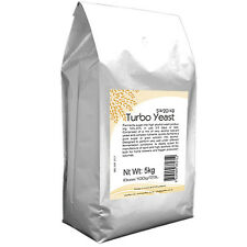 Turbo Yeast SW20 48 Home Alcohol Distilling and Industrial Fermentation 5kg