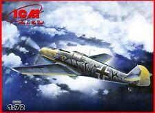 ICM 1/72 Messerschmitt Bf 109E-7/B # 72135