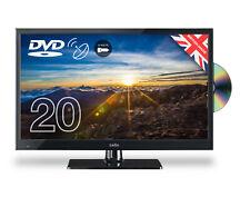 "CELLO 20"" INCH 12v 12 VOLT LED TV FREEVIEW HD DVD & SAT, GREAT CARAVAN TV - NEW"