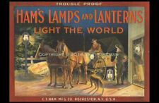 C.T. Ham Lantern Poster
