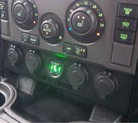 Land Rover Discovery 3/LR3 2006 Anteriore Alimentazione Uscita Pannello Upgrade