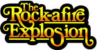 "The Rock-afire Explosion (Showbiz Pizza Place) Plastic Sign - 12""x23"" New"