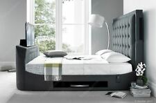 Buy Kaydian Bed Frames Divan Bases With Built In Tv Stand Ebay