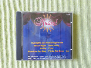 CD - The Musical Story