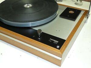Thorens TD 160 Vintage Hi Fi Separates Record Vinyl Deck Player Turntable