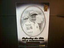Cale Yarborough Press Pass VIP 2000 Card #46 DEFENDING THE TITLE