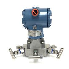 Pressure Transmitter 3051CD3A02A1BS5N1 Rosemount 3051-CD3A02A-1BS5N1-C30512124 *