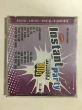 Instant Party: Irresistible 80's by Various Artists (CD, Jun-2001, Rhino (Label…