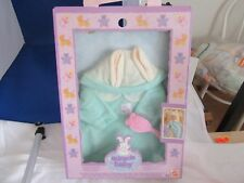Mattel : Miracle baby wear-bed time!