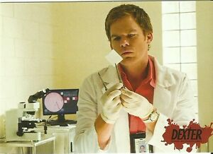 Dexter 5 & 6 - 72 card base set