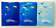 Kleenex 4-ply Soft Pocket Travel 3-Pack... ROCKET FAST SHIPPING!!! H28
