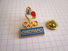 PINS GASPARD JEUX OLYMPIQUES LE COQ SPORTIF VINTAGE PIN'S wxc 33