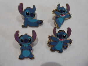 Disney Trading Pins ACME/HotArt - Trading - Stitch Stitch Baby Complete Set