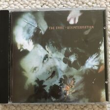CD Disintegration von The Cure (1989) sehr gut