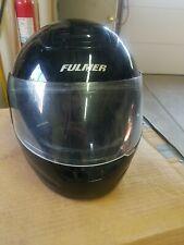 Fulmer Full Face AF400 Black Adult Medium Motorcycle Helmet
