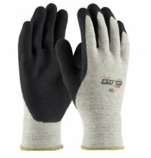 Activgrip Nitrile MicroFinish® Palm coated L glove 10 gauge poly/cotton liner!
