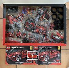Lego Technic Racers 8145 Ferrari 599GTB NEU / Ovp geöffnet