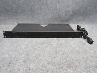 Oxmoor Model DCA-2 Rackmount Digital Control Attenuator 2-Channel 6W *Tested*