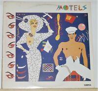 The Motels - Careful - Original 1980 LP Record Album - Excellent Vinyl