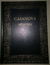 Mémoires de Jacques Casanova de Seingalt, 1734-1772