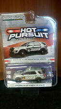 1/64 Greenlight Hot Pursuit PA State Police 2017 Gray Utility