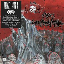 Blaq Poet - 'E.B.K. (EveryBodyKilla)' (CD)